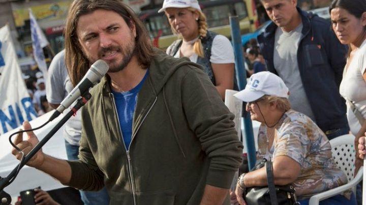 """""""Feos, sucios y malos """", Grabois cargó duro contra Larreta por la protesta en el Obelisco"""