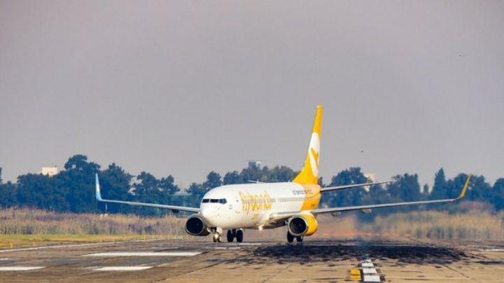 Otro escándalo sacude a Flybondi, ahora por peligrar la vida de uno de sus pilotos