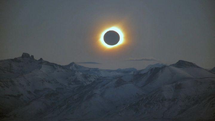 Todo sobre el eclipse solar en la región ¿Cómo se verá?