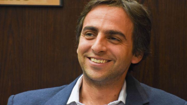 Juan Monteiro será la competencia de Bermúdez