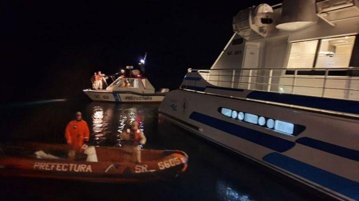 Derrumbe en Villa La Angostura: Así rescataron a más de 750 turistas. Video