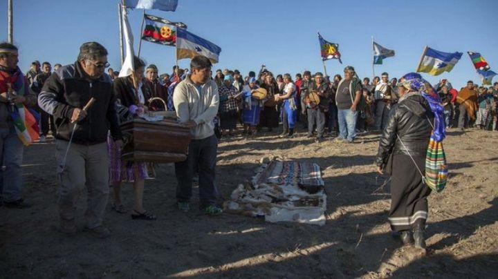 """""""Muy grave"""", profanaron la tumba de un importantísimo cacique en Chubut"""