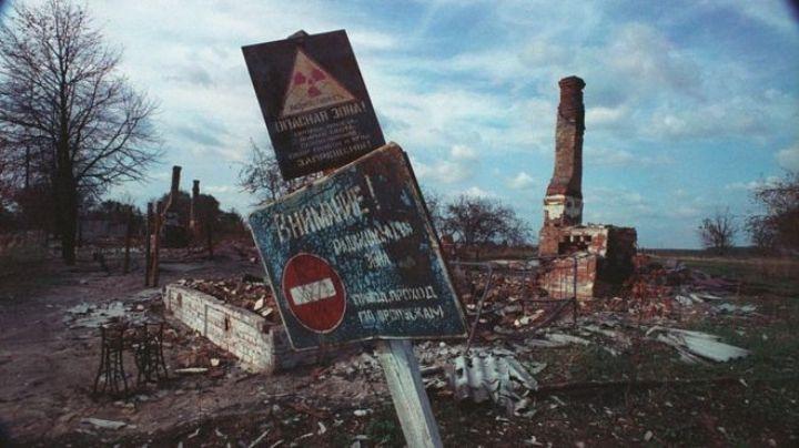 Video escalofriante: el macabro hallazgo en Chernobyl por Google Maps. VIDEO