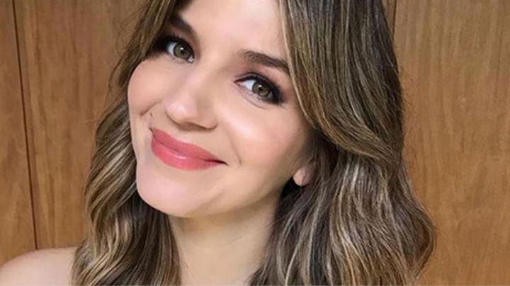 Marcela Kloosterboer y la foto más tierna del 2019