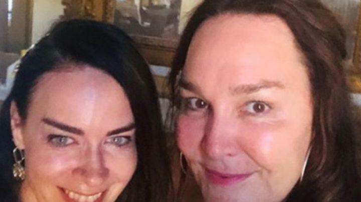 """""""Hay más de dos fantasmas"""": se sacaron una selfie y apareció algo espeluznante"""