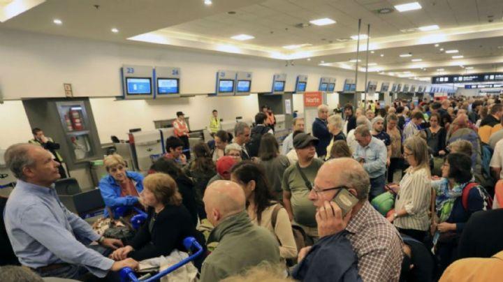 Problemas en los vuelos por medida inesperada de pilotos