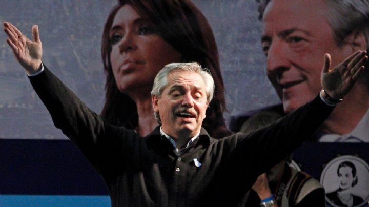"""""""Voy a ordenar el caos que nos están dejando"""", prometió Fernández en su primer spot"""