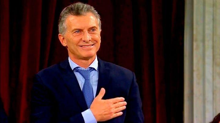 """Macri se pone la campaña al hombro: """"Que hablen las cosas verdaderas"""""""