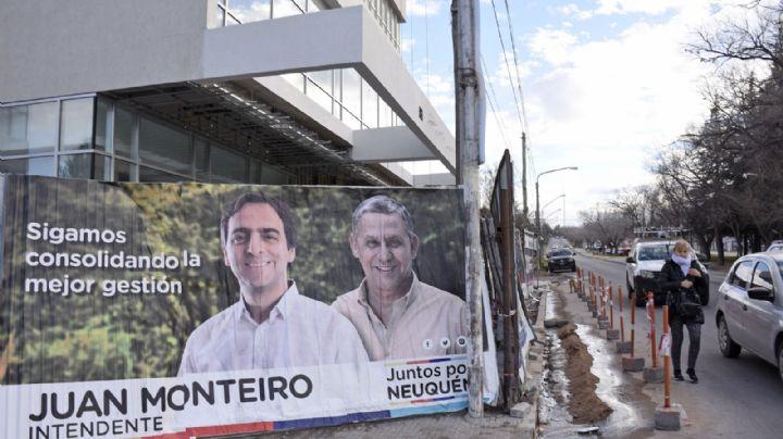"""""""Campaña sucia"""": Juan Monteiro ¿financiado por el MPN?"""