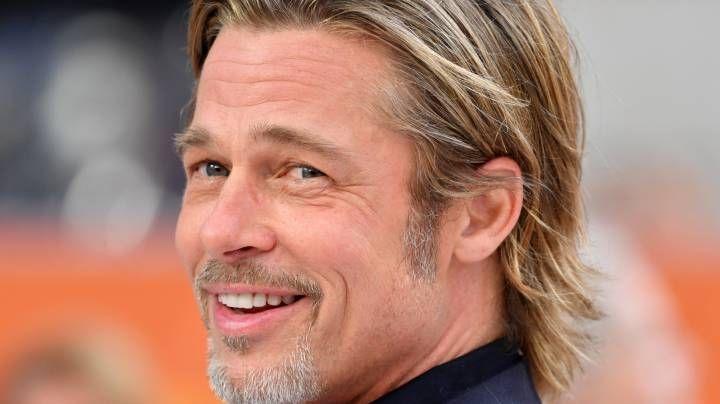¿Vos decís? Albañil es furor por parecerse a Brad Pitt. FOTOS
