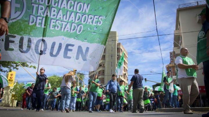 ¿Con piquetes?: Habrá paro de ATE en Neuquén