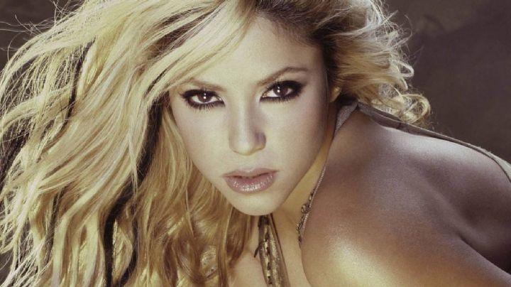 ¡Se va la segunda! Shakira se descuida y deja ver todo con su bikini ¡Atrevida!