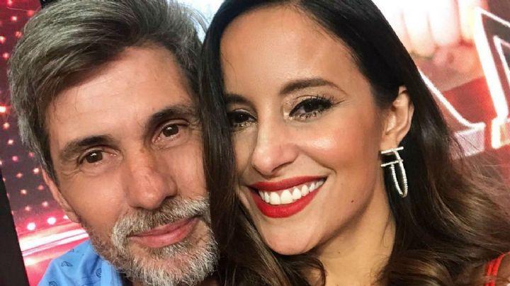 """""""¿Quién es?"""": Famoso actor entre Lourdes Sánchez y Chato Prada. VIDEO"""