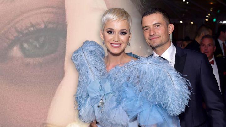 ¡Wow! Katy Perry acompañó a Orlando Bloom y deslumbró en la 'red carpet'