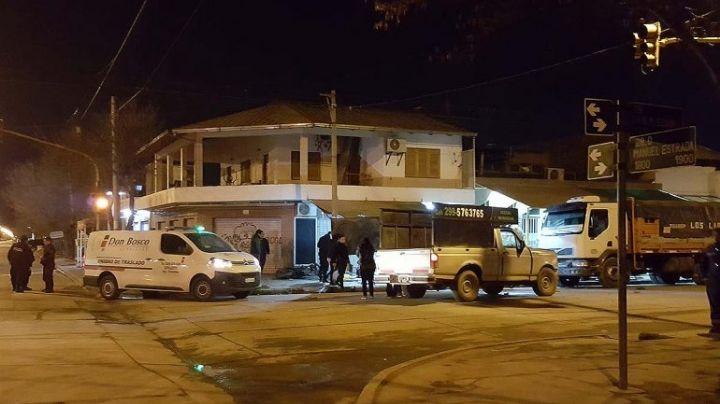Tragedia en Cipolletti: Un choque y el peor final