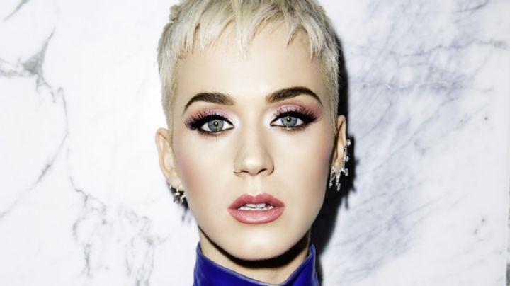 ¿Bebé a bordo? Katy Perry se delató con un vestido y las redes sociales estallaron