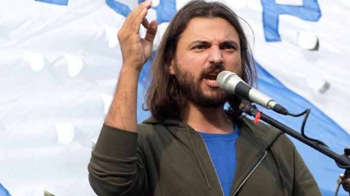"""""""Garc... hipócritas"""" El ponzoñoso tuit de Grabois contra la marcha #24A"""