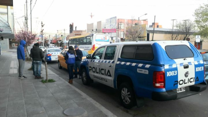 ¡Seguridad urgente!: Un taxista, víctima de un nuevo robo en Neuquén