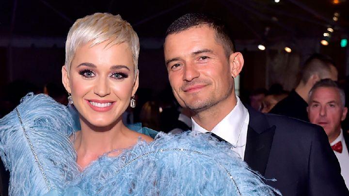 El extraño tratamiento con el que cuidan la piel Katy Perry y Orlando Bloom
