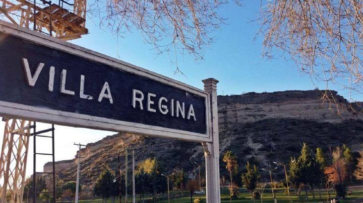 ¡Pánico en Villa Regina! Miraron al cielo y no podían creer lo que veían