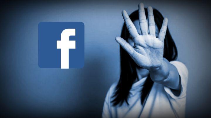 Una víctima de violencia de género y un ruego desesperado por Facebook...