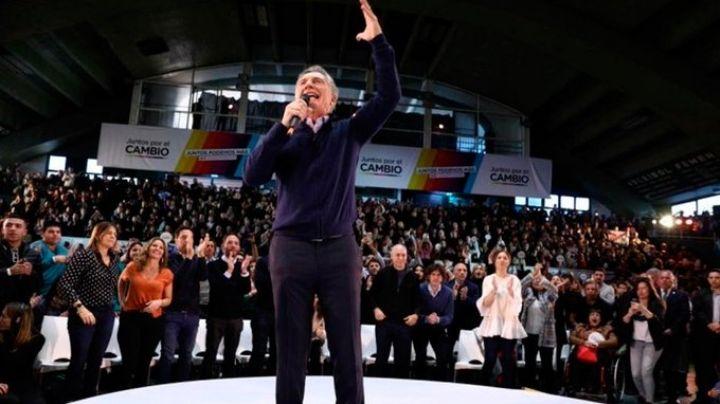 ¡Todo listo para el cierre de campaña de Macri en Córdoba!