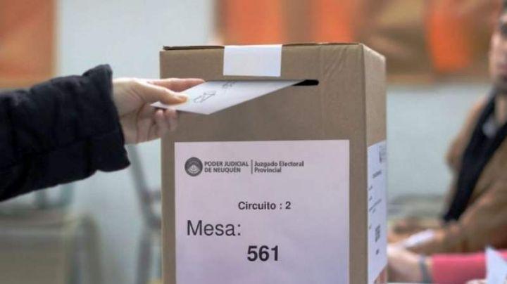 Rincón de los Sauces: más de 34 mil personas votaron para elegir al nuevo intendente
