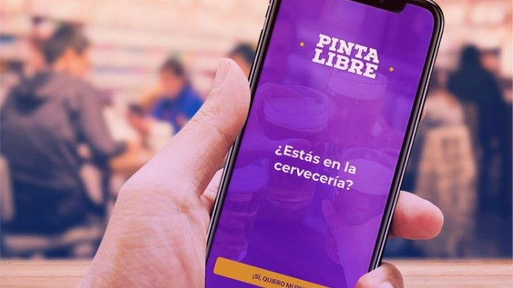 La app que te permite tomar cerveza gratis en los bares de Neuquén