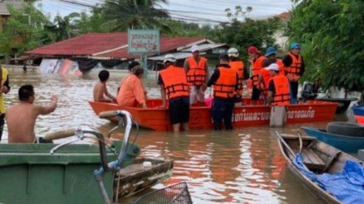 Tailandia: Inundaciones mortales se cobraron 28 víctimas
