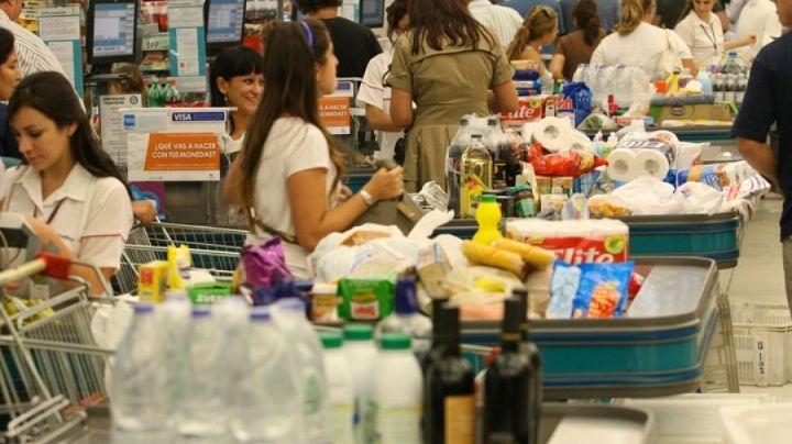 """Nueva suba de los """"Precios Cuidados"""" y se acelera la caída del consumo minorista"""