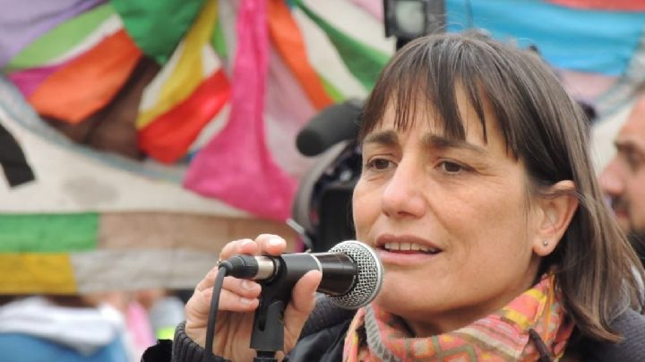 """Romina Del Plá: """"La presión y la crisis social se ve con todo en la escuela"""""""