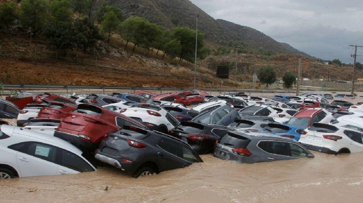 España: Aumentan las víctimas mortales por las lluvias torrenciales