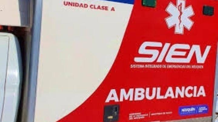 """""""Ataque y desmantelamiento"""": Cruel robo a una ambulancia del SIEN"""