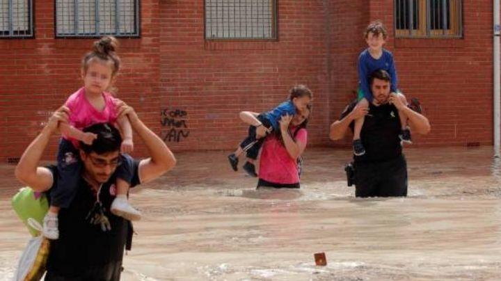 España: Muertos, inundaciones, caos y destrucción por las fuertes lluvias