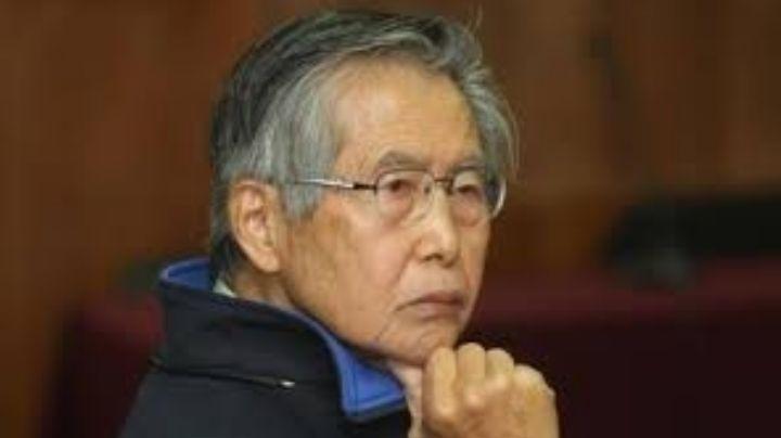 Perú: El ex presidente Fujimori, recibió el alta médica y volvió a la cárcel
