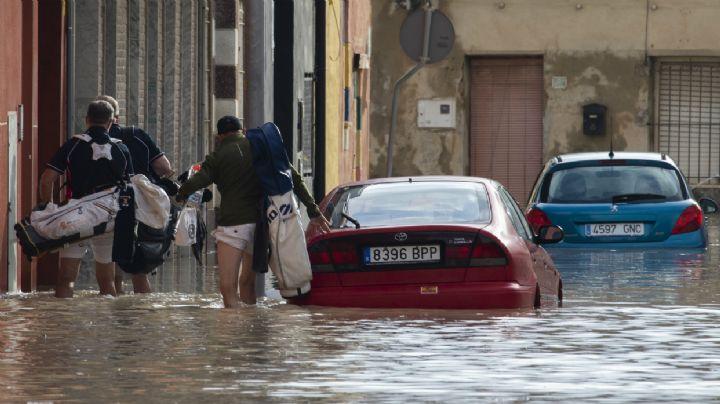 España: Muerte y destrucción por las lluvias que no cesan