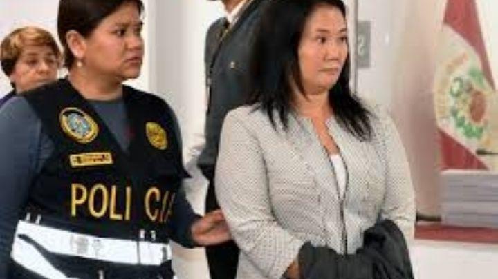 Perú: Ahora la hija, Keiko Fujimori fue internada de urgencia