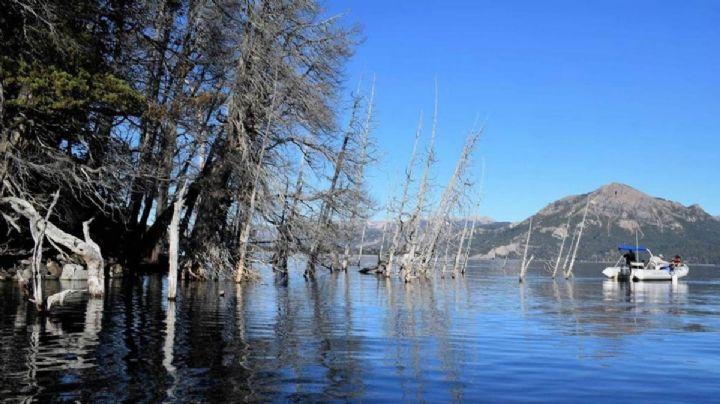 Tsunami en Traful: La zona es analizada por el Servicio Geológico Minero Argentino