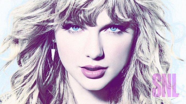 Taylor Swift encandila desde atrás y nadie lo puede creer ¡Arde sola!