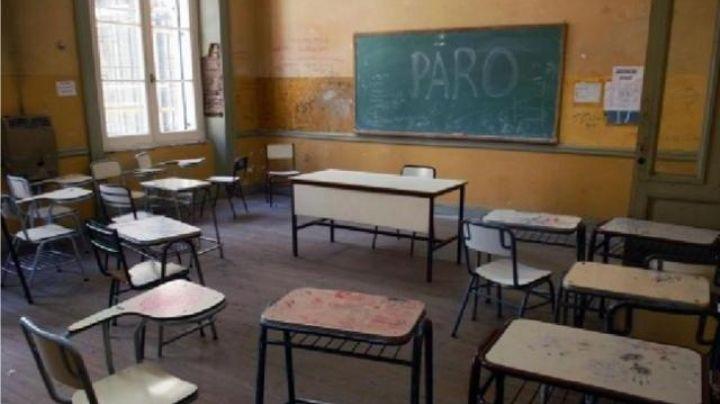 Ctera decretó un paro general docente para mañana