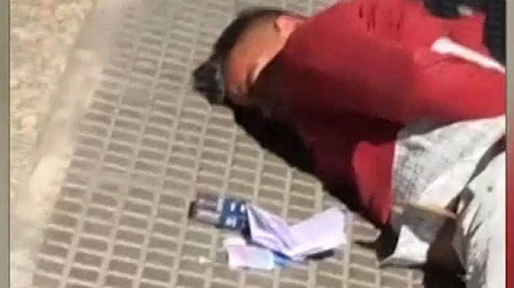 """""""Justicia por mano propia"""": Entraron a  robar en Balvanera y vecinos casi linchan a los ladrones. VIDEO"""