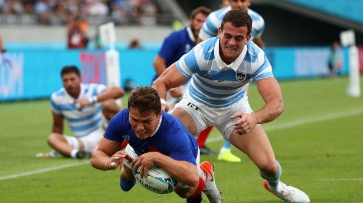 Mundial de rugby: Derrota de Los Pumas en el debut. VIDEO