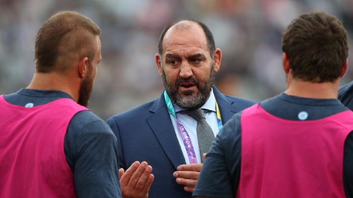 Mundial de rugby: Mario Ledesma durísimo con el arbitraje
