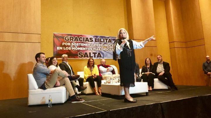 """""""Hay que ser reina e inútil"""", conocé el feminismo alternativo de Carrió"""