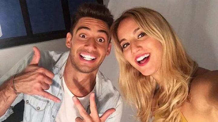 """Luego de los dichos de Flor Vigna, Nico Occhiato confiesa  """"Fuimos muy felices"""""""