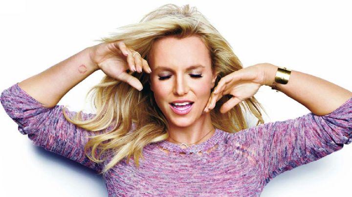 Britney Spears se ejercita y deja ver lo inesperado ¡Sin nada abajo!