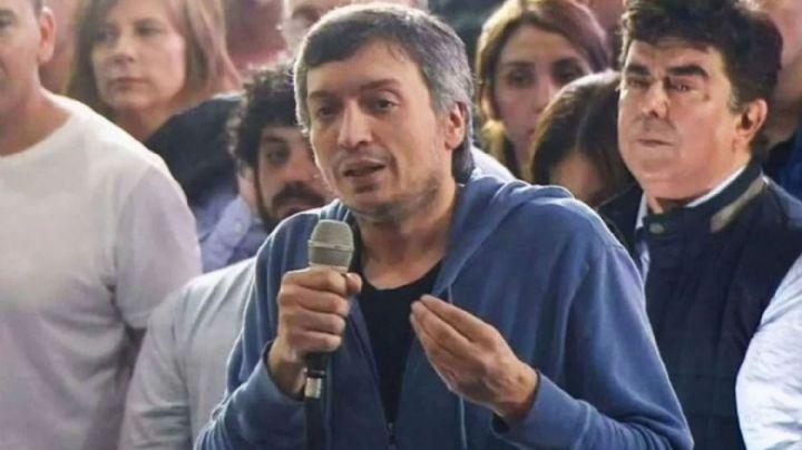 """""""Los 100 mil dólares estaban en la oficina de Máximo Kirchner"""""""