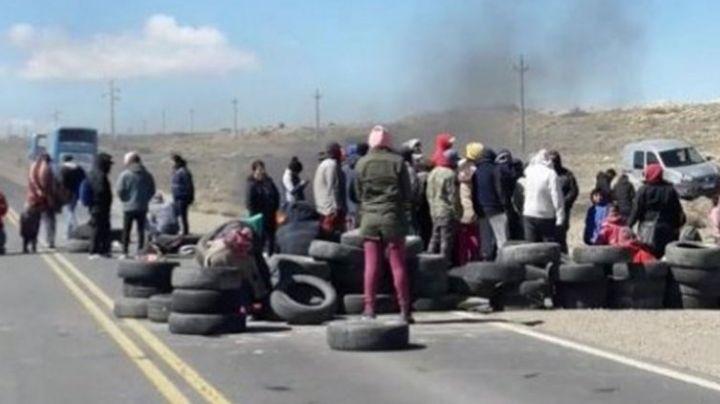 """""""Fin del conflicto"""": Levantaron el piquete en Zapala"""