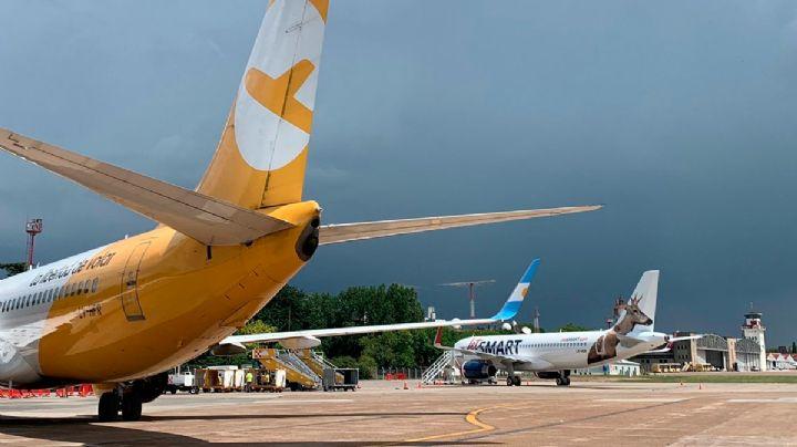 JetSmart y Flybondi redefinen sus vuelos en el aeropuerto El Palomar