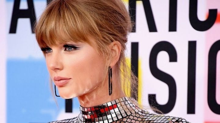 Taylor Swift levanta el vestido para cortar la respiración ¡Arriesgada!